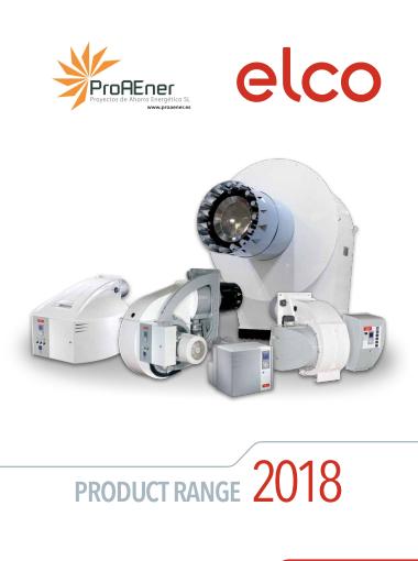 Catálogo ELCO 2018