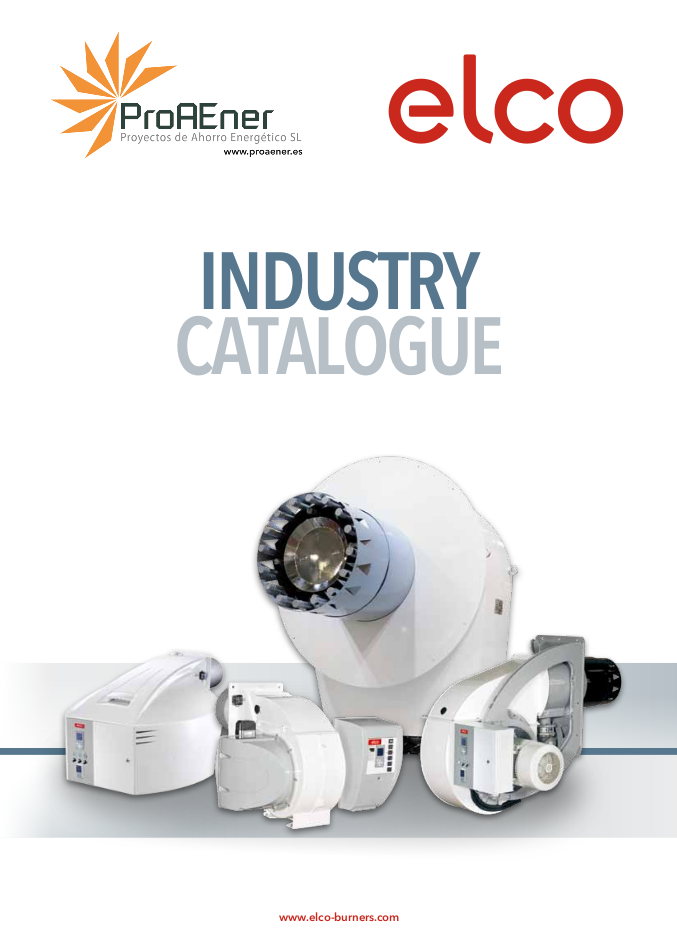 Catálogo ELCO industria