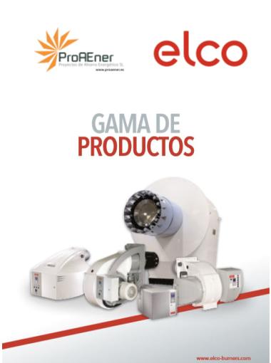 Gama Productos ELCO 2019